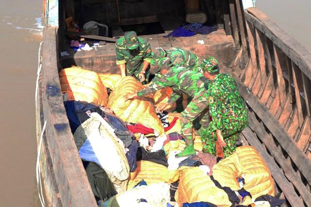 An Giang Bắt giữ 74 vụ buôn lậu, gian lận thương mại, trị giá gần 13 tỷ đồng